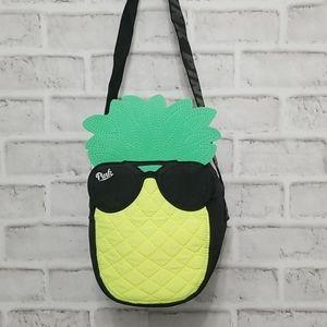 PINK Pinapple Cooler Bag